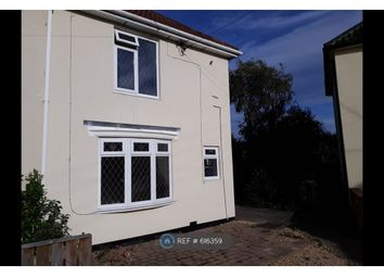 Thumbnail 2 bed semi-detached house to rent in Hall Gardens, Durham