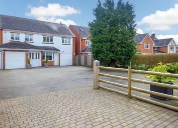 Thumbnail 4 bed detached house for sale in Earlswood Common, Earlswood, Solihull