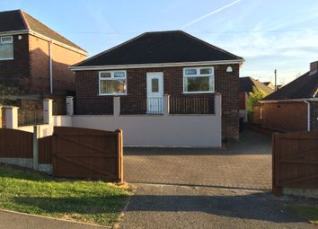 Thumbnail 3 bed bungalow for sale in Shoulder Of Mutton Hill, Kirkby-In-Ashfield, Nottingham