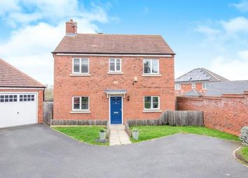 Thumbnail 3 bedroom detached house for sale in Holmestead Close, Costock, Loughborough, Nottinghamshire