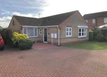 Thumbnail 2 bed bungalow for sale in Worcester Close, Louth, Lincolnshire