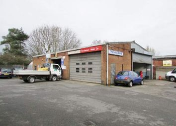 Thumbnail Parking/garage for sale in 187 Scudamore Road, Leicester