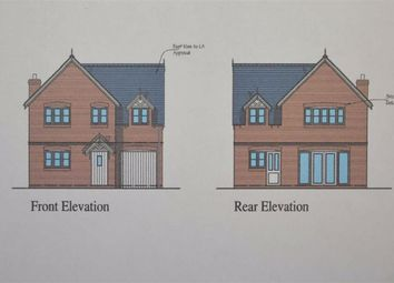 4 bed detached house for sale in Bar Hill, Madeley, Newcastle-Under-Lyme CW3