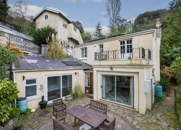 Thumbnail 4 bed detached house for sale in Middle Lincombe Road, Lincombes, Torquay