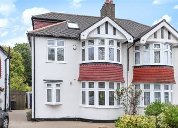 Thumbnail 4 bed semi-detached house for sale in Links View Road, Croydon