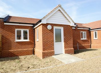 Thumbnail 2 bedroom terraced bungalow for sale in Alde House Drive, Aldeburgh