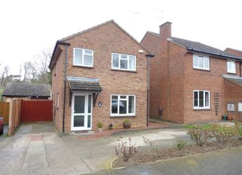 Thumbnail 3 bed detached house for sale in Chesterfield Crescent, Wing, Leighton Buzzard
