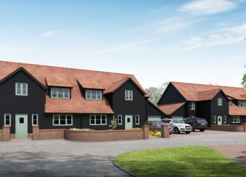 Thumbnail 4 bedroom semi-detached house for sale in New Ground Road, Aldbury, Tring