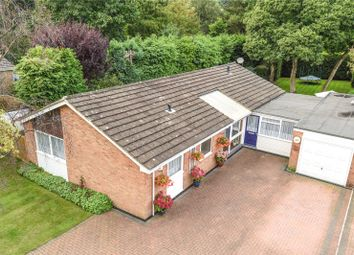 Thumbnail 4 bed detached bungalow for sale in Clewborough Drive, Camberley, Surrey