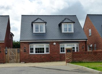 Thumbnail 4 bed detached house for sale in Tewkesbury Road, Norton, Gloucester