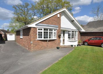 Thumbnail 3 bed bungalow for sale in Fareham Drive, Yateley