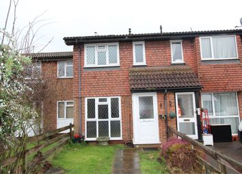 Thumbnail 1 bed terraced house for sale in Conway Drive, Ashford, Surrey