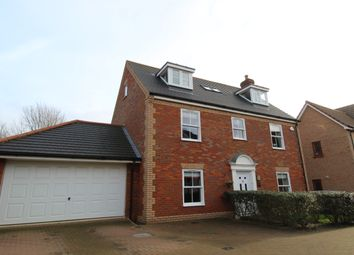 Thumbnail 5 bed detached house for sale in Audley Grove, Rushmere St. Andrew, Suffolk