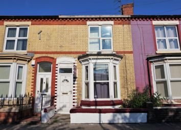Thumbnail 4 bed terraced house for sale in Webster Road, Liverpool