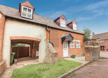 Thumbnail 2 bed end terrace house for sale in Normandy Court, Faringdon