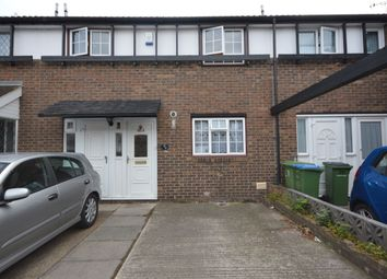 Thumbnail 3 bed terraced house for sale in Whimbrel Close, North Thamesmead, London
