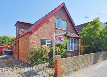 Thumbnail 3 bed detached house for sale in Warwick Road, Whitstable