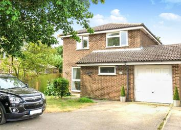 Thumbnail 4 bedroom detached house for sale in Tower Close, Bassingbourn, Royston