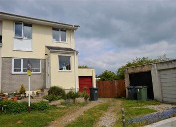 Thumbnail 2 bed end terrace house for sale in Oaklands Park, Buckfastleigh, Devon