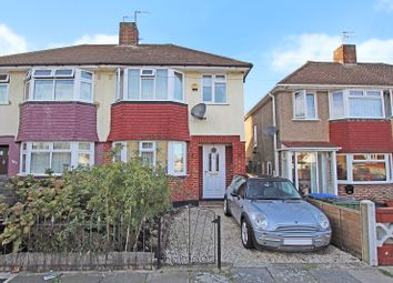 Thumbnail 3 bed semi-detached house for sale in Church Manorway, Abbey Wood