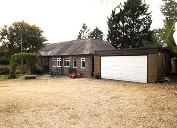 Thumbnail Bungalow for sale in Weir Lane, Houghton-On-The-Hill, Leicester, Leicestershire