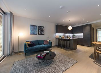 Thumbnail 1 bed flat for sale in Long Lane, London