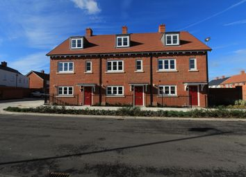 Thumbnail 4 bed town house to rent in Rosemary Lane, Waterlooville