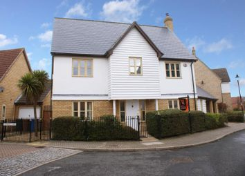 Thumbnail 4 bed detached house to rent in 3Hunters Road, Ravenswood, Ipswich, Suffolk
