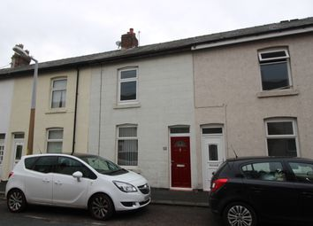 Thumbnail 2 bed terraced house to rent in Hapton Street, Thornton-Cleveleys