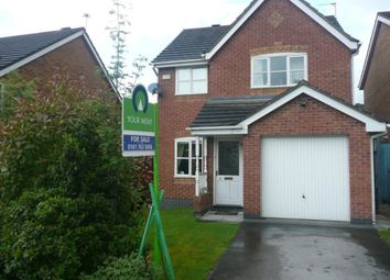 Thumbnail 3 bedroom detached house to rent in Meadowbrook Close, Bury
