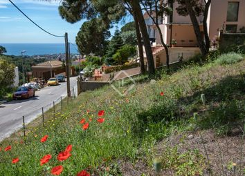 Thumbnail Land for sale in Spain, Barcelona North Coast (Maresme), Alella, Mrs11145