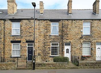 Thumbnail 2 bed terraced house for sale in Halesworth Road, Sheffield, South Yorkshire
