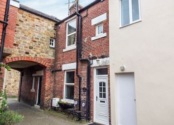 Thumbnail 1 bed terraced house to rent in Currys Buildings, Morpeth