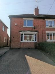 Thumbnail 2 bed end terrace house to rent in Trent Road, Beeston Rylands
