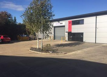 Thumbnail Light industrial to let in Unit 31, Culley Court, Peterborough, Cambridgeshire