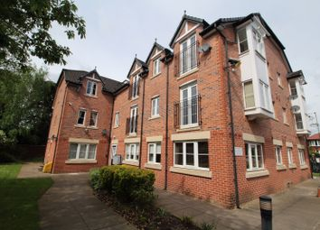 Thumbnail 2 bed flat to rent in Stockport Road, Cheadle