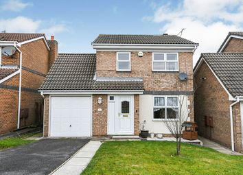 3 bed detached house for sale in Birch Close, Grassmoor, Chesterfield, Derbyshire S42