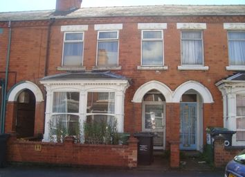 Thumbnail 1 bed flat to rent in Heathcote Street, Loughborough