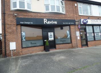 Thumbnail Retail premises for sale in Flexbury Gardens, Harlow Green, Gateshead
