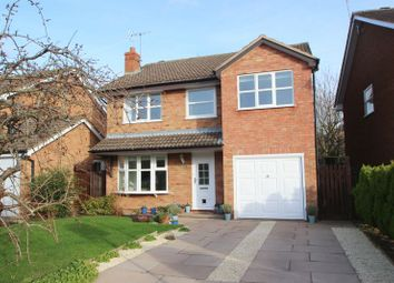 Thumbnail 4 bed detached house for sale in St. Martins Close, Stratford-Upon-Avon