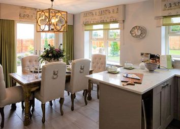 Thumbnail 4 bedroom detached house for sale in Peter's Mill, Alnwick, Northumberland