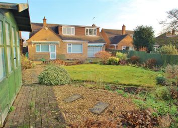 Thumbnail 3 bed bungalow for sale in Templar Way, Rothley, Leicester