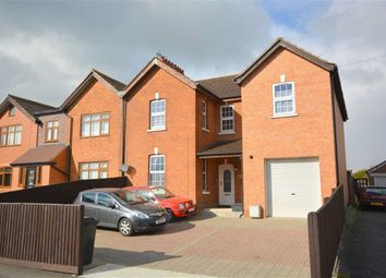 Thumbnail 4 bed semi-detached house for sale in Bristol Road, Quedgeley, Gloucester