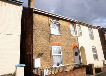 Thumbnail 3 bed semi-detached house for sale in Clarence Road, East Cowes