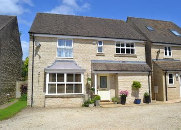Thumbnail 4 bed detached house for sale in Brassey Close, Chipping Norton