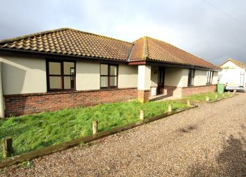 Thumbnail 3 bed detached bungalow to rent in Beccles Road, Bradwell, Great Yarmouth