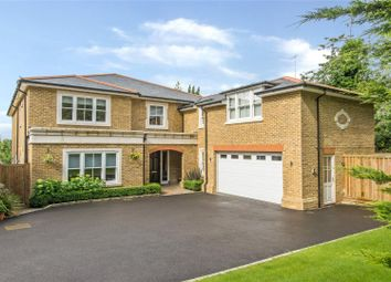 Thumbnail 5 bed detached house for sale in Leatherhead Road, Oxshott, Leatherhead, Surrey