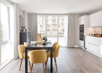 Thumbnail 2 bed flat for sale in Plot 114, Central Square Apartments, Acton Gardens, Bollo Lane, Acton, London