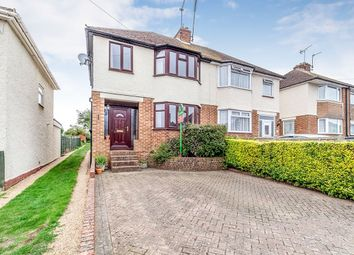 Thumbnail 3 bed semi-detached house for sale in Shelley Road, Maidstone