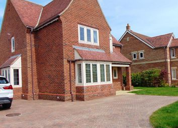 Thumbnail 4 bed detached house to rent in The Wynd, Wynyard, Billingham